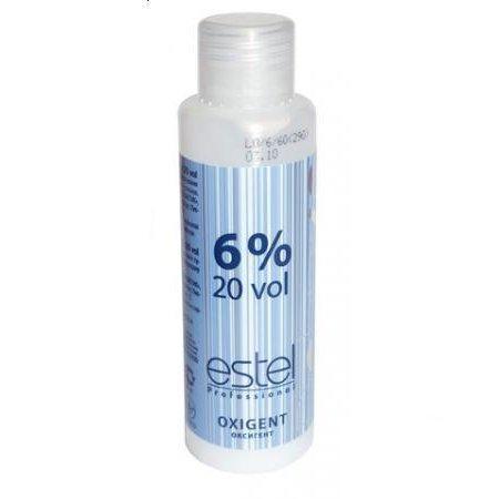 Окислитель Estel De Luxe 6% 60 мл