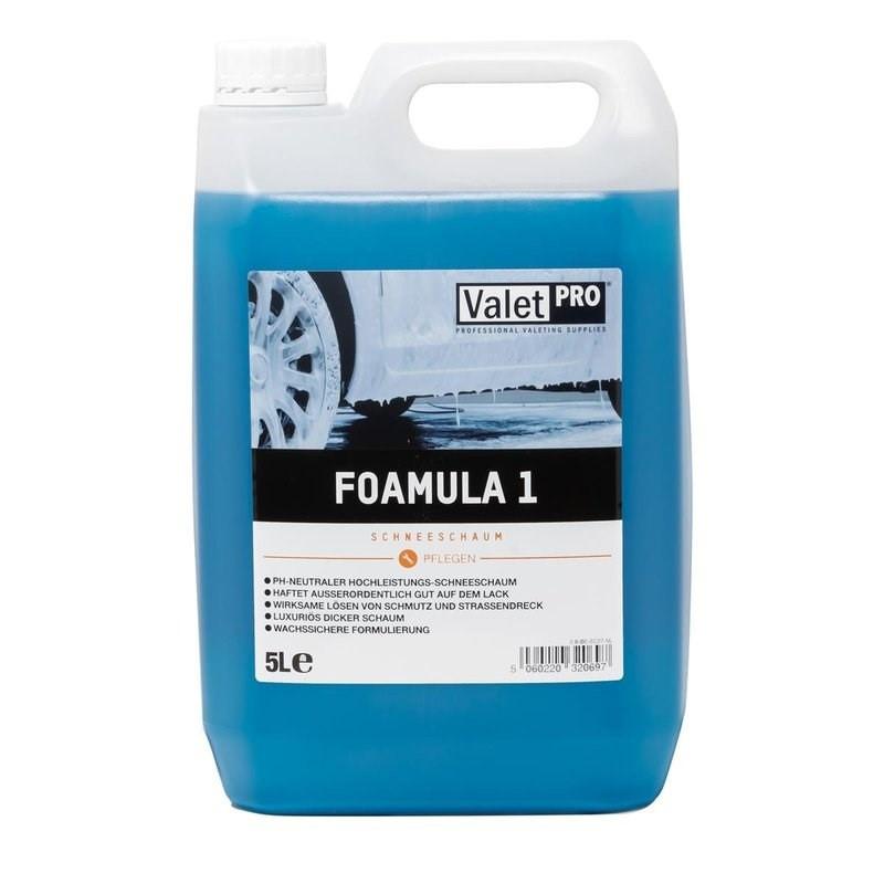 Высокопенное средство для предварительной мойки pH 6.4 Foamula 1