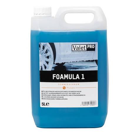 Высокопенное средство для предварительной мойки pH 6.4 Foamula 1, фото 2