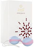 Вагинальные шарики для тренировок Amor Gym Balls Duo, фото 1