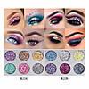Палетка глитеров Beauty Glazed Glitter Bar 6 цветов арт.B22 Палитра A, фото 3