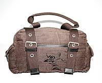 016850 Сумка молодёжная лёгкая текстильная Tom Tailor