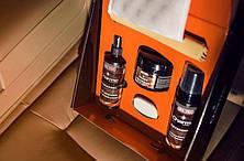 Набір по догляду за шкірою в салоні автомобіля Mafra Charme Leather care kit, фото 2