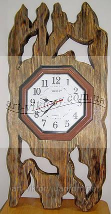 Часы в дереве, фото 2