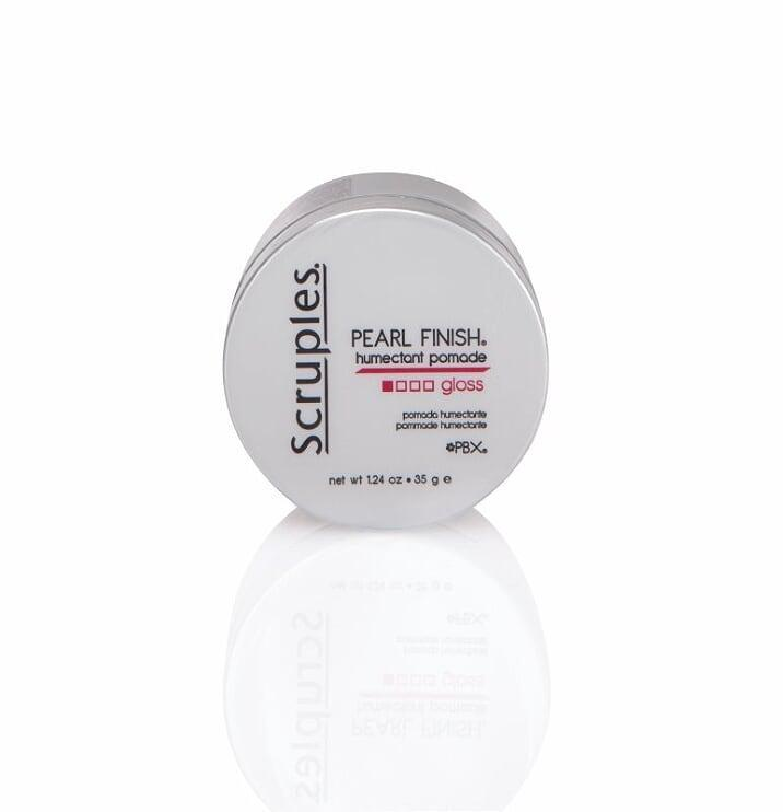 Помада перламутровая для волос Pearl Finish Humectant Pomade 35g