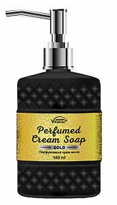 Крем-мыло парфюмированное Energy of Vitamins Gold 460ml