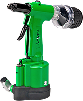 Пистолет д/закл. пневмо SAR002/2,4-4/Италия. Пистолет гидропневматический для заклёпок SAR002