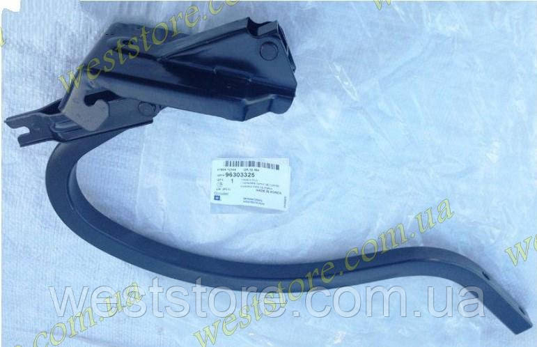 Петля крышки багажника левая Ланос Сенс Lanos Sens GM 96303325