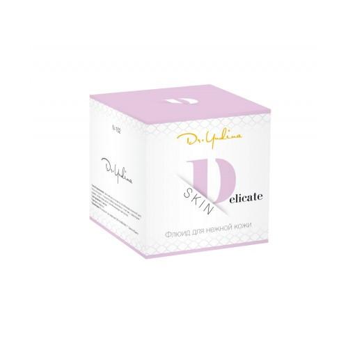 Флюид для нежной кожи Delicate skin Dr.Yudina 50мл арт.N102