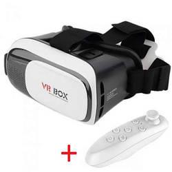 Окуляри віртуальної реальності VR BOX 2 + джойстик