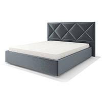 Кровать Кристал деревянная с матрасом, Матролюкс