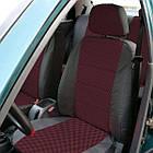 Чехлы на сиденья Форд Транзит (Ford Transit) 1+1  (универсальные, автоткань, с отдельным подголовником), фото 3