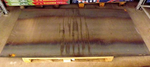 Лист стальной Х/к (холоднокатаный), 1,5 мм 1250мХ2500м