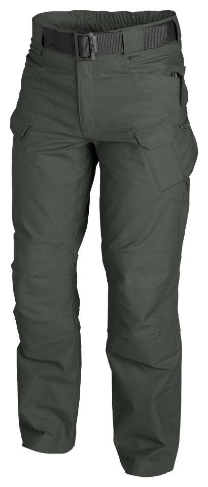 Тактические штаны Helikon UTP - Jungle Green (Canvas)