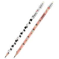Олівець графітний HB у тубі BBH-02 Axent (36)