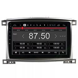 Автомагнитола Toyota LC100 Lexus LX470