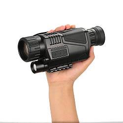 Прилад нічного бачення 5x40 потужний цифровий HD