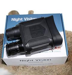 Цифровий прилад нічного бачення бінокль Camorder NV400-B 7x31