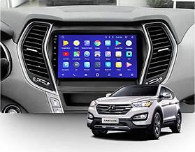 Штатна магнітола Hyundai Santa-Fe 2013-2016 8 ядерна !!! 2GB/32GB