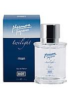 Духи з феромонами для чоловіків HOT Pheromon Parfum Twilight, 50 мл