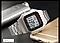 Мужские часы Skmei 1337 S black / silver, фото 5