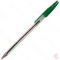 Ручка кулькова 927 зелена, Beifa (50)