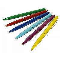 Ручка кульк-автомат К15 асорті/сині Schneider (50)