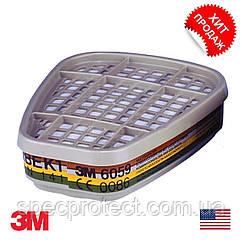 Фильтр 3М 6059 АВЕК1