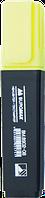 Маркер текстовий 2-4 мм жовтий, Buromax (12)