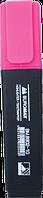 Маркер текстовий 2-4 мм рожевий, Buromax (12)