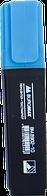 Маркер текстовий 2-4 мм синій, Buromax (12)
