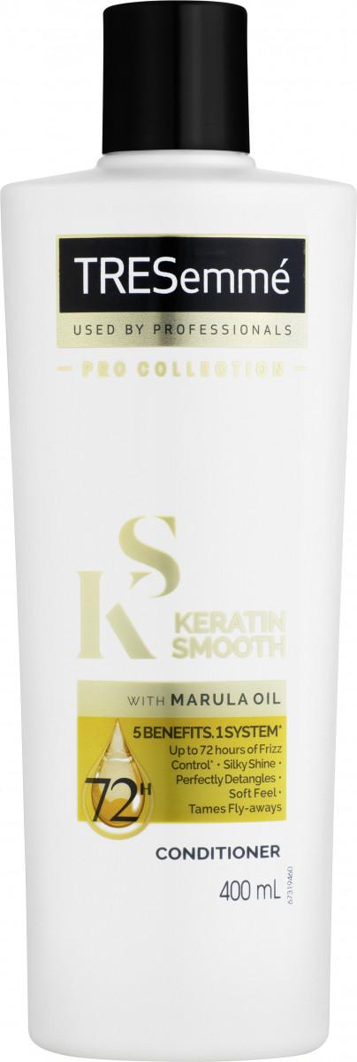 Кондиционер для волос Tresemme Keratin Smooth разглаживающий 400 мл арт.4366