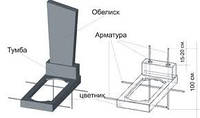 Замовити виготовлення пам'ятника в Луцьку, фото 1