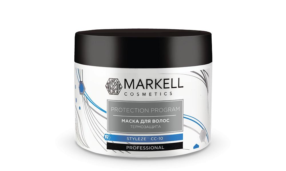 Маска для волос Markell Protection Program Термозащита 290 мл арт. 15794
