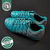 Сороконожки шиповки DIFENO Для футбола взрослые мужские Полиуретан Голубой (СРКН-604-1) 40