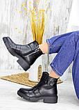 Ботинки кожаные City ??Style 7549-28, фото 3