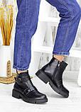 Ботинки кожаные City ??Style 7549-28, фото 5