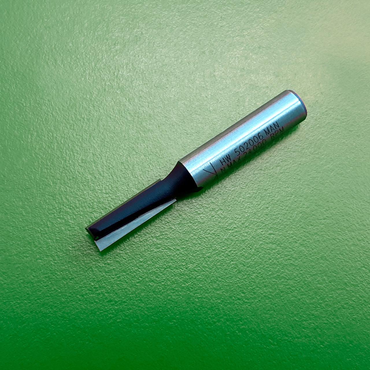 6х19х54х6, z=2 Пазовая фреза Stehle для ручного фрезера