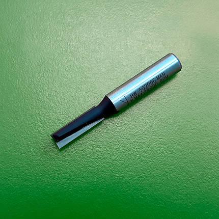 6х19х54х6, z=2 Пазовая фреза Stehle для ручного фрезера, фото 2