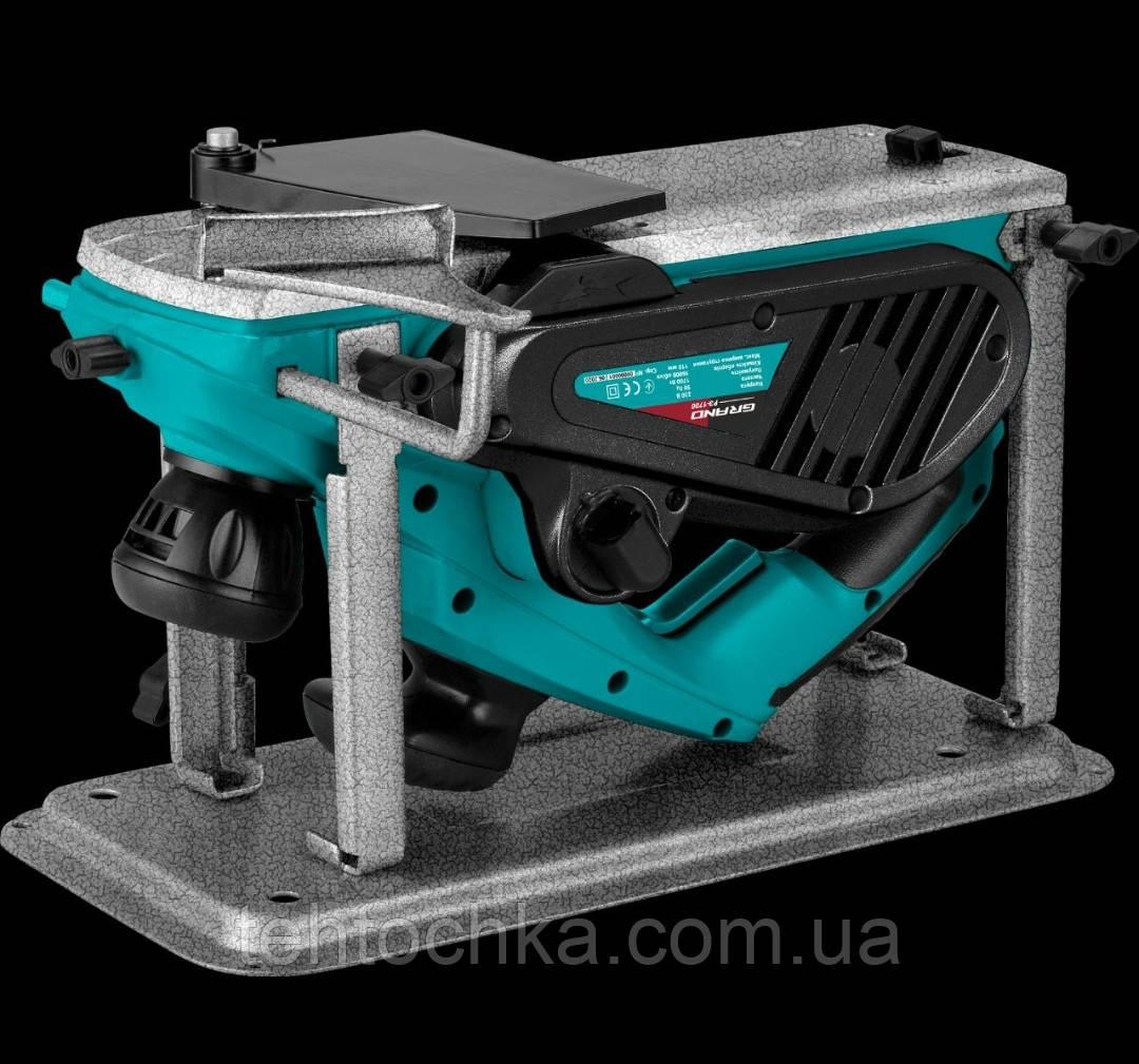 Рубанок электрический - GRAND РЭ - 1700