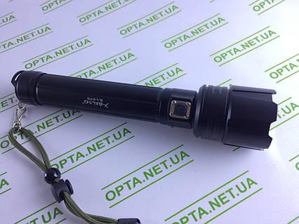 Мощный ручной фонарь BL-L6-P90