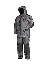 Зимний костюм NORFIN Discovery Heat с подогревом S Серый 455101-S