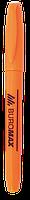Маркер текстовий круглий 2-4 мм помаранчевий, Buromax (10)