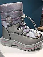 Детские зимние термо сапоги,сноубутсы  Tom.m ( размеры 27, 29,), фото 1