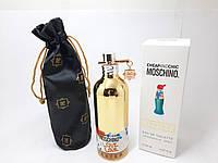 Тестер женской парфюмированой воды Moschino I Love Love MONTALE (Москино Ай Лов Лов) 150 мл