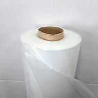 Пленка тепличная (белая), 50мкм, 3м/100м. Прозрачная (парниковая, полиэтиленовая).