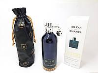 Тестер мужской парфюмированной воды Chanel Bleu de Chanel MONTALE (Шанель Блю де Шанель) 150 мл