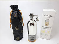 Тестер мужской парфюмированной воды Chanel Egoiste Platinum MONTALE (Шанель Эгоист Платинум) 150 мл