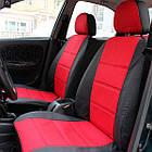 Чехлы на сиденья Мазда 323 (Mazda 323) (универсальные, автоткань, с отдельным подголовником), фото 4