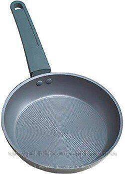 Сковорода с высокими бортами Con Brio Gray Stone СВ2020 - 20 см